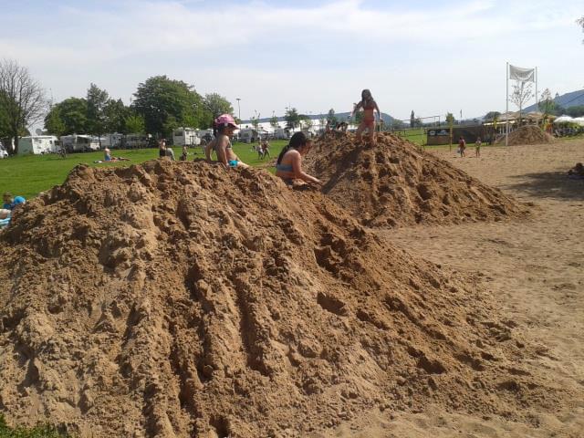 neuer Sand 2014