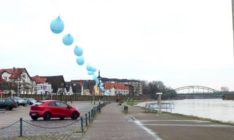 70 Jahre kein Hochwasser
