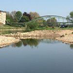 Stadtblänke rechtes Weserufer in Minden
